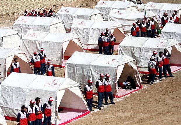 روانشناسان هلال احمر به مناطق زلزله زده اعزام شدند