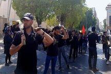 بوشهر در عاشورای حسینی غرق در ماتم و اندوه شد