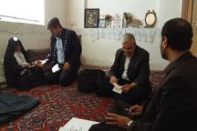 ۵۰۷۲ نفر از خانواده شهدای قزوین در طرح پایش سلامت شرکت کردند