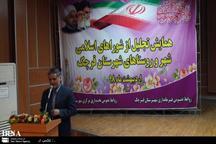 نماینده مجلس: اعضای شوراها با صبر و همدلی پای درددل مردم بنشینند