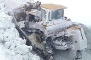 مشکلات برف در آذربایجان شرقی