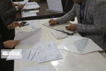 ثبت نام ۲۷ داوطلب انتخابات مجلس در ایلام تا پایان روز سوم