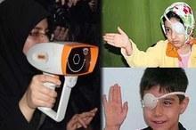 2370کودک حاجی آباد در طرح غربالگری بینایی معاینه شدند