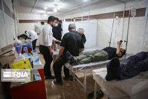 ۱۰ میلیارد ریال دارو در بیمارستان صحرایی شلمچه مصرف شد
