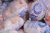 250 تن مرغ منجمد طرح تنظیم بازار در خراسان رضوی توزیع شد