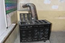 276 کلاس درس روستائی در اصفهان، بخاری نفتی دارند