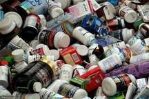 231 هزار قلم داروی غیر مجاز در ایلام کشف شد