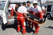 هلال احمر کردستان به 312 نفر امدادرسانی کرد