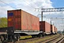 رشد حمل و نقل بین المللی کالا از طریق خطوط ریلی گلستان