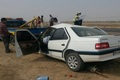 تصادف در محور خورموج - کاکی هشت کشته و مصدوم برجای گذاشت