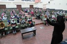 جشنواره قهرمان کتاب در دشتی برگزار شد