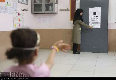 آغاز سنجش سلامت 70 هزار نوآموز بدو ورود به دبستان و پیش دبستانی در فارس