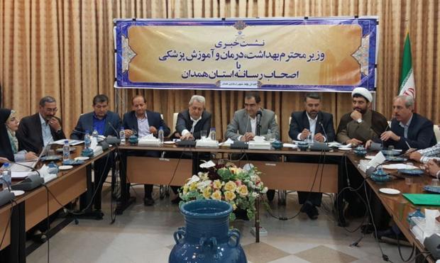 وزیر بهداشت:مجوز جذب 11 هزار نیروی جدید در بیمارستان ها صادر شد