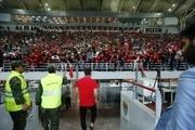 فینالی که در ایران دو روز طول کشید!/ شب خاکستری فوتبال ایران در اهواز+ عکس و فیلم