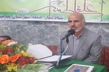 فرماندار: 40 طرح در هفته دولت در پلدختر به بهره برداری می رسد