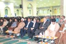 حضور کم نظیر مردم شهرستان گناوه در یادواره 230 شهید
