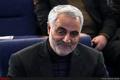 تشییع و خاکسپاری پیکر پدر سردار سلیمانی+ فیلم و عکس