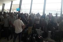 414  هزار و 215 نفر از پایانه مرزی بیله سوار تردد کردند