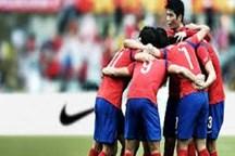 دیدارهای دوستانه ملی فوتبال/ شکست کره جنوبی مقابل سنگال