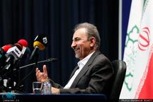 کنایه نجفی، شهردار سابق تهران، به ریتم موسیقی یک کلیپ در مراسم تودیعش در برج میلاد
