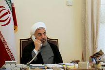 در گفت و گوی تلفنی با روحانی؛ ابراز تأسف نخست وزیر پاکستان از درگذشت آیت الله هاشمی