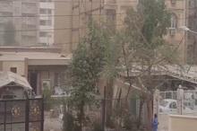 آلودگی شدید هوای امروز خوزستان