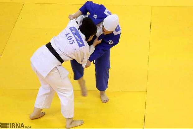 بانوی جودوکار گیلانی در مسابقات قهرمانی آسیا حضور می یابد