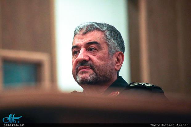 علت تغییر و تحولات اخیر در سپاه و بسیج از زبان سردار جعفری