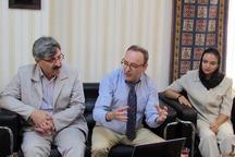 دانشگاه آلمانی درکاوش های باستان شناسی کردستان همکاری می کند