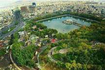 بوستان ائل گلی تبریز؛ مامن خنک مسافران در روزهای گرم تابستان