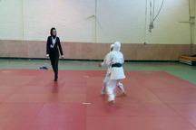ورزشکار سمنانی در رقابت های قهرمانی کشور اول شد