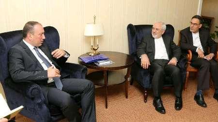 گفت وگوی وزیران خارجه ایران و بوسنی در حاشیه مجمع اسلو
