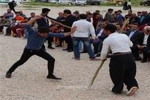 تَرکَه بازی، تفریح سنتی اما رو به افول در ایل بهمئی