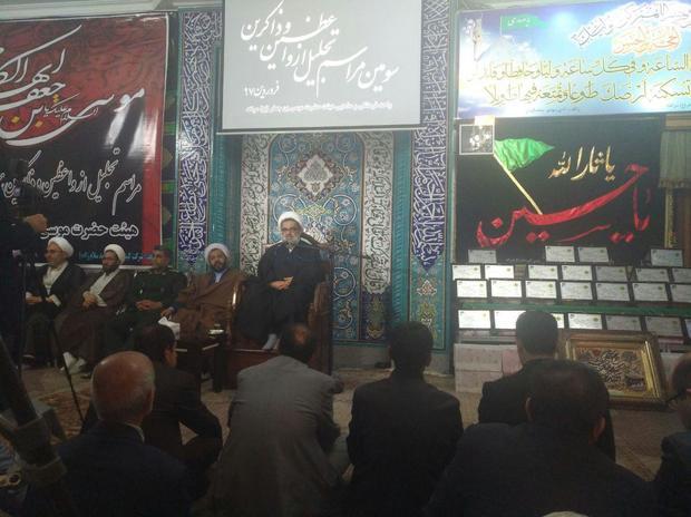 انقلاب و نظام اسلامی به برکت وجود فرهنگ عاشورایی است