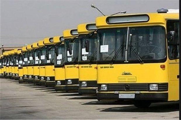 اختصاص ١۵ دستگاه اتوبوس رایگان برای جابجایی شهروندان ارومیه در شب های قدر