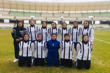 تیم فوتبال بانوان فارس با نام لُران زاگرس در لیگ برتر شرکت می کند