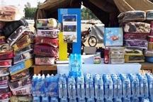 محموله شهروندان قیامدشت به مناطق سیل زده خوزستان ارسال شد