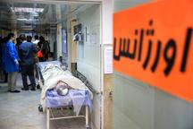 انفجار کپسول گاز 15 نفر را راهی بیمارستان کرد