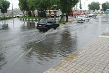 بارندگی شمال خوزستان را فرا گرفت