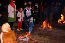 برنامه های جذاب از  هیجان های کاذب در چهارشنبه سوری  جلوگیری می کند