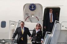 نخستین سفر وزیر خارجه آمریکا به لبنان+ تصاویر