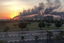ناکامی سامانه دفاعی آمریکایی در مقابله با موشک ها و پهپادهای انصار الله