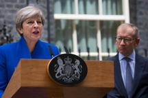 انتخابات 2017 انگلیس: 3 برنده و 4 بازنده