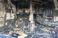 آتش سوزی داروخانه شبانهروزی پاستور در ایرانشهر