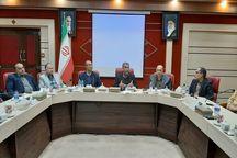 احزاب اصولگرا با استاندار قزوین دیدار کردند