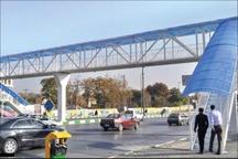 روند احداث پل های عابر پیاده بوشهر شتاب گیرد