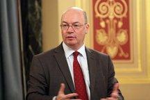 واکنش معاون وزیر خارجه انگلیس پس از بازگشت از مراسم تحلیف