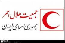 120 نیروی جمعیت هلال احمر در مشهد بسیج شده اند
