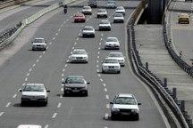 ترافیک در جاده های سمنان روان است