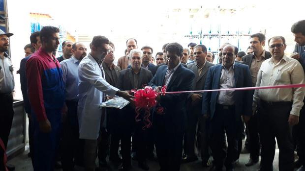 کارخانه رب گوجه فرنگی اسدآباد در هفته دولت به چرخه تولید بازگشت